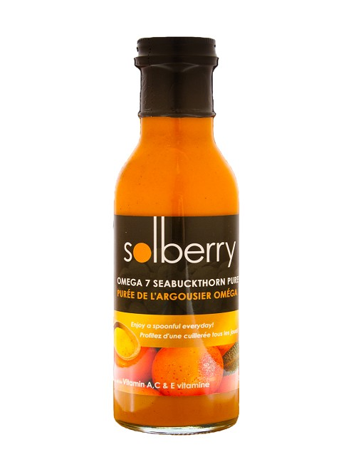 355ml Solberry Seabuckthorn Puree (Starting at $24.99)